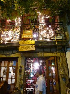 """Cena, """"Chez Lapin"""" (Ristorante), Porto Portugal (Luglio)"""