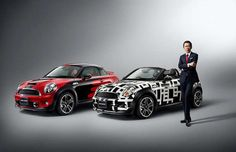Music-Inspired Mini Coopers