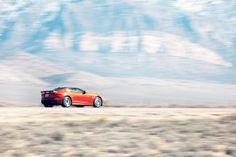 2017 Jaguar F-Type SVR: driven 200 MPH by Michelle Rodriquez