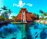 """Wow! I can't believe that I am packing to leave this week to one of the most beautiful, breath taking resorts in the world """"The Atlantis"""", all because of my willingness to spread the love of health & wellness in partnership w/ TeamBeachbody! Being apart of TeamBeachbody has been such a blessing to me & my family, & if you haven't looked into it yet, I invite you to get w/ me on how you can too ;) we are on a mission to help people live a healthier & fulfilling life! Don't you want…"""