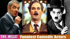 07 Most Funniest Comedic Actors And Actresses of All Time