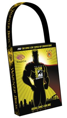 I really want the power of fllight!  But until that happens I'd settle for the SDCC hero bag! COMIC-CON Side Official Bag 2012