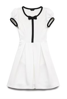 Classic A-Line Dress (Kids) | FOREVER21 girls - 2000126391
