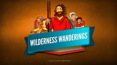 40 Years In The Wilderness Kids Bible Lesson: After their miraculous exodus from Egypt the Israelites disobeyed God, and as a result spent 40 years in the wilderness as judgement for their sin But God in his mercy provided for his people needs with water from a rock and manna from heaven. This amazing slide show includes everything you'll need to teach your kids the 40 years in the wilderness kids Bible story.