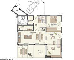 Haus Brettheim city haus 250 weberhaus grundriss erdgeschoss jpg haus