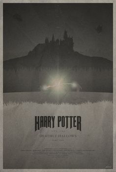#7 - Harry Potter and the Deathly Hallows - Part ll -- The Harry Potter Poster…