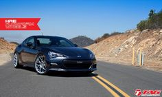 Subaru BRZ on HRE FlowForm  by TAG Motorsports in Vista CA . Click to view more photos and mod info.