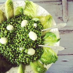 Green peas! #food #green #pea #easyfood #easy #salad - @helenaljunggren- #webstagram