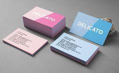 Very tasty identity – Delicato | DDB Stockholm
