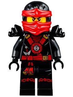 Ninjago minifigures  Black Ninja  Cole ZX  #1   New