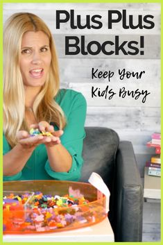 Learn about Plus Plus Blocks toys for kids, what we love about them, who they're perfect for, and what to build with them! Creative Play, Three Kids, Business For Kids, Kids House, Saving Tips, Cool Toys, Lego, Entertaining, Children