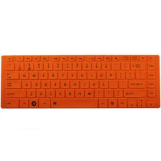 Toshiba Satellite P845t Keyboard Protector Skin Cover US Layout