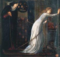 'La Belle Iseult', William Morris | Tate