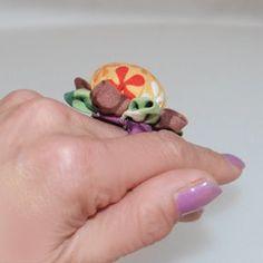 Free Tutorial - Pincushion Ring by Hoodie