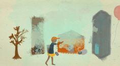 detalhe animação