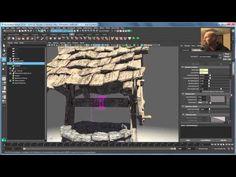 Dynamic Rope Rig using nHair in Maya 2016Computer Graphics & Digital Art Community for Artist: Job, Tutorial, Art, Concept Art, Portfolio