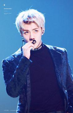 SEHUN ❖ THE GORGEOUS MAKNAE OF EXO ♔'s photos – 155 albums | VK