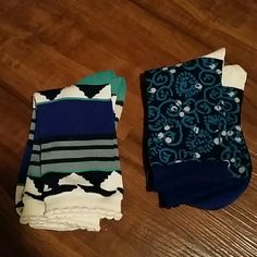 NWOT ae Boot socks Never been worn boot socks! They came in a pack of three but I only ever wore one of them. Excellent condition! Super cute with scalloped edges! American Eagle Outfitters Other