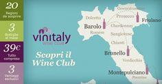 Abbonandomi a Vinitaly ho il 30% di sconto sui migliori vini italiani!! Questa sì che è convenienza!#ad
