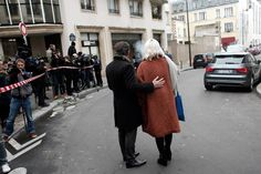 motivation behind the attack that has left at least 12 people dead at the office of French satirical weekly Charlie Hebdo on