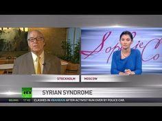 Syrian war a contest between Saudi Arabia & Iran - Ex UN Chief Arms Insp...