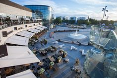 Marina Bay Sands, Centre, Retail, Architecture, Building, Outdoor Decor, Travel, Design, Home Decor