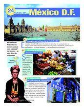 24 horas en México D.F.