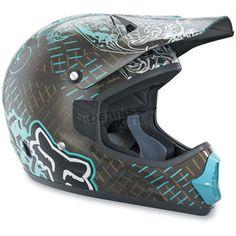 Fox Womens Tracer Pro Print Helmet