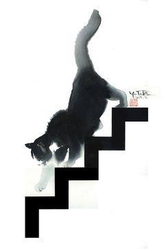 Мобильный LiveInternet Ютэка Мураками (Yutaka Murakami). Не только кошки...   natali_100 - Дневник natali 100  