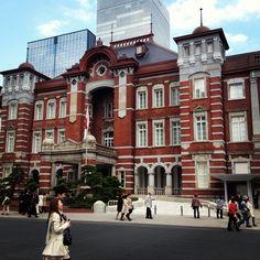 東京駅 (Tokyo Sta.) in 千代田区, 東京都