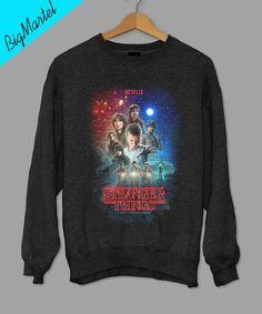 Stranger Things Netflix Sweatshirt