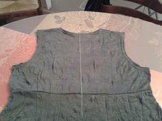 Technique pour copier un vêtement