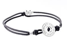 982979b4e Solo Silver Circle Bracelets For Men, Cord Bracelets, Purple, Pink, Cox And