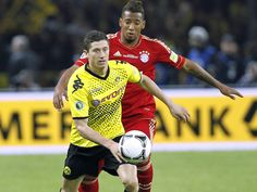Zum sechsten Mal in Serie: Dortmund vs. Bayern im Pokal