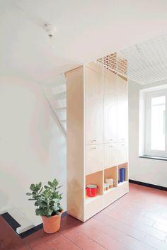 Since 1998 the Web Atlas of Contemporary Architecture Mini House, Furnishings, Modern Apartment, Furniture, House, Mini Loft, Interior Design, Home Decor, Micro House