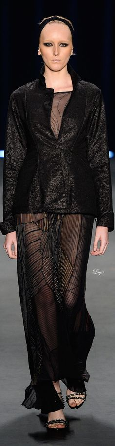 LINO VILLAVENTURA Fall-Winter 2015-16✿Laya