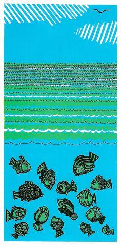 Inga van der Storm, The Little Black Fish, 1986,