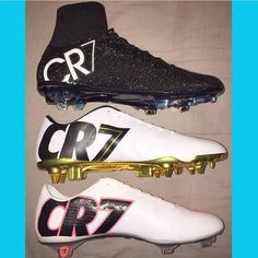 CR7 Boots Collection <3