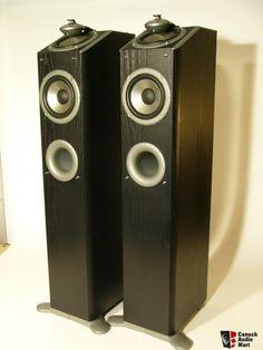 Excellent Pair of Mirage Omni 250 Tower Speakers