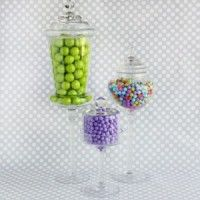all sorts of fun supplies - packiaging, party decor, tissue, etc...