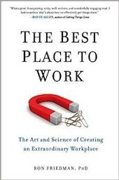 A new book applies science to figuring out how to build a place where people actually look forward to work.