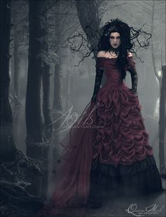 Queen Mab, she enters the minds of human beings. She gives them false hopes and false dreams. She gives them what they want most in the world, sometime in the most cruelest ways.