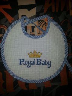 Rojal Baby - Dall'album di Bamby: http://www.megghy.com/album/bamby/punto_croce/rojal-baby.html