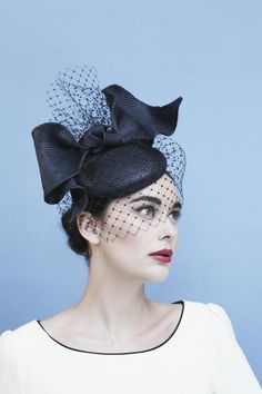 Gina Foster Millinery - Hortensia
