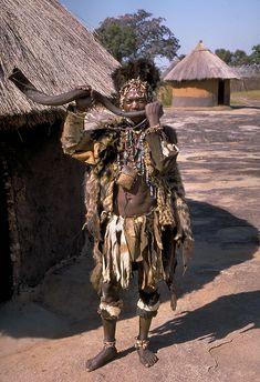 Medicine Man. Zimbabwe.