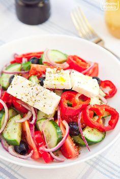 Caprese Salad, Cobb Salad, Bon Appetit, Feta, Grilling, Food And Drink, Healthy Recipes, Cheese, Recipies