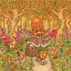 Mushrooming Rosie Lauren Smith(Autumnalchemy)