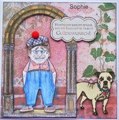 Sophie's Art: Glückwunsch...