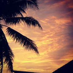 Sunset !!! Santolo Beach, Garut, West Java. WONDERFUL INDONESIA