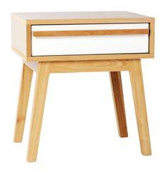 The Matt Blatt Artemus Bedside Table - Matt Blatt